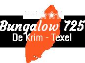 Bungalow 725 op De Krim - Texel